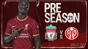 Matchday Live: Liverpool v Mainz 05 | Build-up to the Reds' first full  pre-season game - YouTube