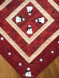 Snowball Bunch by Red Button Quilt Co. | Little Quilts | Pinterest ... & Snowball Bunch by Red Button Quilt Co. | Little Quilts | Pinterest |  Snowball, Snowman and Snowman quilt Adamdwight.com