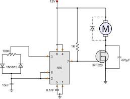 linear dc motor speed controller using a simple pwm switching mode an error occurred