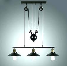 copper pipe ceiling lighting lights vintage