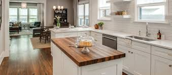 property brothers black walnut edge grain butcher block countertop
