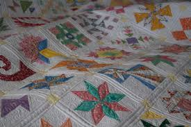 Quilting Is My Therapy I stand corrected....Sylvia's Sampler quilt ... & dear jane quilt close up! Adamdwight.com
