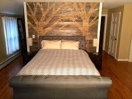 Small Picture DIY Pallet Wall Paneling Pallet Bedroom Walls 99 Pallets