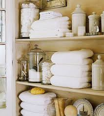 country bathroom ideas for small bathrooms. Liberal Towel Storage For Small Bathrooms Country Bathroom Shelving Ideas