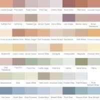 Dulux Weathershield Paint Colour Chart Exterior Paint