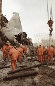 Accident de l'Antonov An-124 à Irkoutsk en 1997