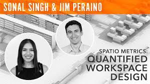 "Sonal Singh & Jim Peraino, ""Spatio Metrics: Quantified Workspace Design"" —  Angel Invest Boston"