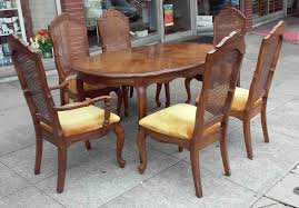 room french style furniture bensof modern: french style dining tables and chairs home and design gallery