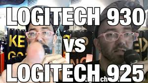 <b>LOGITECH c925e</b> vs c930 WEBCAM REVIEW AND SIDE-BY-SIDE ...