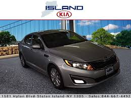 Pre-Owned 2015 Kia Optima LX Sedan in Staten Island #331471 | Island Kia