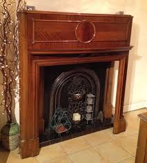 Art Deco Fireplaces And Mantels  78 For Sale At 1stdibsArt Deco Fireplace