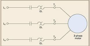 magnetic motor starter basics electrical construction Combo Starter Diagram magnetic motor starter basics combination starter wiring diagram