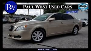 Toyota Avalon in Gainesville FL For Sale
