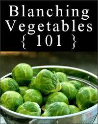 Blanching Vegetables 101 Kitchen Q A