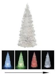 Details Zu Weihnachtsbaum Mit Farbwechsel Led Beleuchtung 22 Cm Fensterdeko Weihnachten