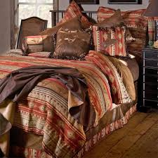 marvelous western bedding with flying horses comforter sets cabin place queen size bedding to inspire your interior design