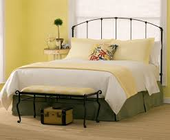 Glideaway Metal Bed Frames Queen With Unique Design Beds Throughout ...