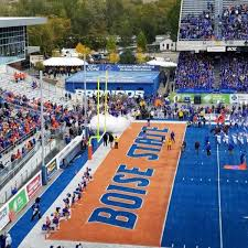 Albertsons Stadium Seating Chart Albertsons Stadium Section 111 Home Of Boise State Broncos
