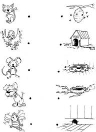 animal homes coloring pages | coloring kids | Pinterest | Animal ...