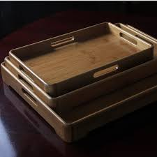 get ations round bamboo s bamboo tray bamboo tea tray large trumpet tea sets tea saucer japanese restaurant