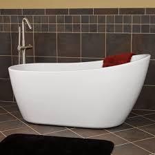 best freestanding bathtub 60 inches free standing slipper bathtubs