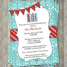 Free Printable Baby Shower Bring Book Instead Of CardLibrary Themed Baby Shower Invitations