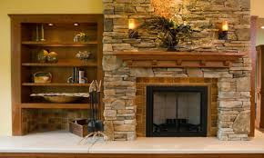 Fireplace With Shelves Excellent Shelf Above A Fireplace Best .