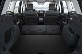 what are the 2018 ford escape s specs features rear seats folded down in the 2018 ford escape for storage o