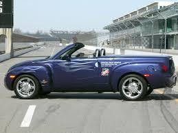 2005 Chevrolet SSR Pace Vehicle | Dream Rides | Pinterest ...