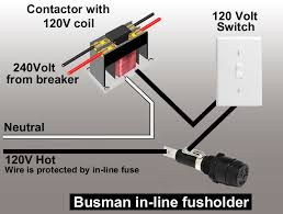 fuse holders use fuseholder to tap smaller gauge wire into larger wire
