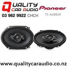 pioneer 6x8 speakers. pioneer ts-a6886r 6x8\ 6x8 speakers