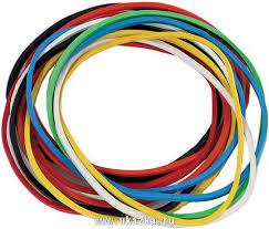 <b>Staff Резинки для денег</b> цветные, натуральный каучук, 100 г ...