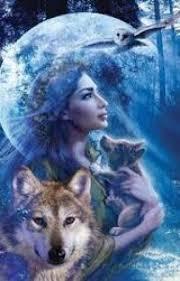 artemis. the wolves of artemis (percy jackson fanfiction)