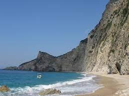 Paradise beach, Corfu   The best beach on Corfu pictured wit…