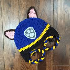 Paw Patrol Crochet Hat Pattern Free Magnificent Inspiration Ideas