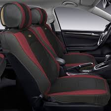 ultra comfort leatherette seat cushions front