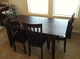 44 Chalk Paint Kitchen Table And Chairs Makeover Of A Pine Ideas On