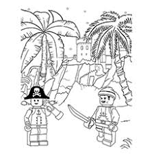 Chic Inspiration Lego Cowboy Coloring Pages 565 Flowers Free
