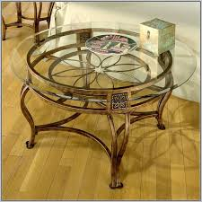 brass and glass coffee table nz
