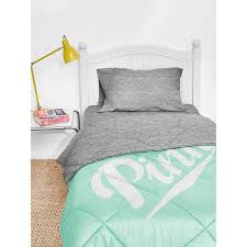pink bed in a bag 160 liked on polyvore featuring home bed twin xl bedding