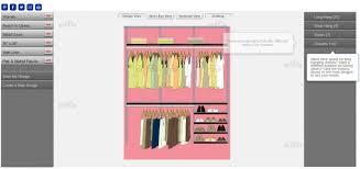 Free Basement Design Software Beauteous 48 Best Free Online Closet Design Software Options For 20148 ReachIn