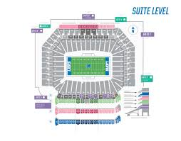 Reasonable Ford Field Virtual Seating Chart Concert Ford