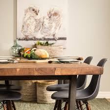 raw edge dining table. Boreal Live Edge Dining Table Raw D