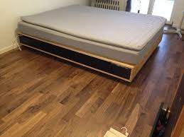 ikea platform bed with storage. Perfect Platform Platform Bed Frame Ikea Throughout With Storage