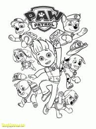 New Free Paw Patrol Coloring Pages Free Coloring Pages Paw Patrol