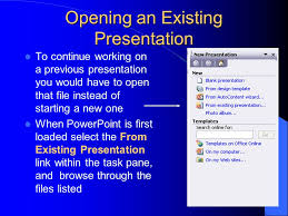 creating a powerpoint template from an existing presentation how  creating a powerpoint template from an existing presentation how to create a power point presentation topics that will be printable