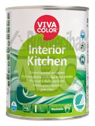 washable wall paintVIVAcolor INTERIOR KITCHEN A 09l Washable wall paint