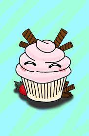 Kawaii Cupcake wallpaper by ...