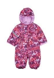 <b>Комбинезон для новорожденных зимний</b> для девочек 57005010 ...