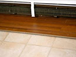 how to install lock wood flooring